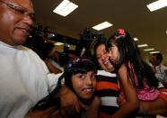 Mejia family (Photo Associated Press)