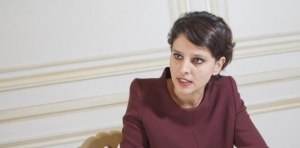 Najat Vallaud-Belkacem (Photo Nouvel Observateur)