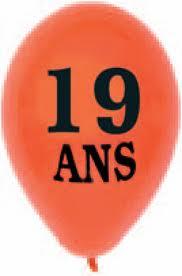 19 ans
