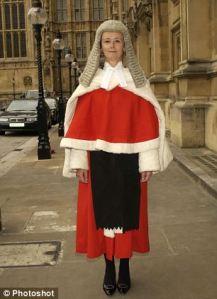 Mrs Justice Pauffley