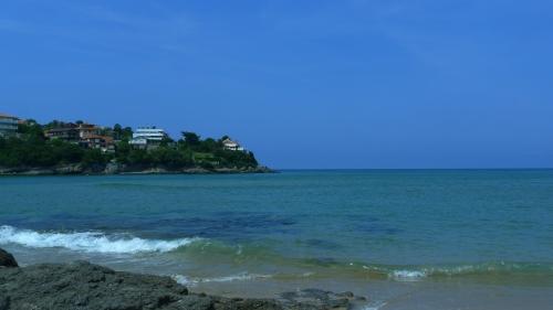 Cantabria shore